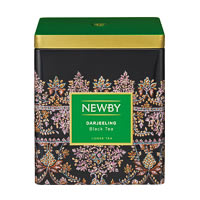Newby Classic Darjeeling Loose Leaf Black Tea, 125 gm Caddy