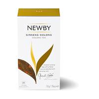 Newby Ginseng Oolong Tea (25 tea bags)