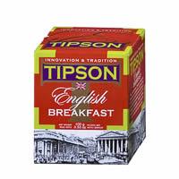 Tipson English Breakfast Loose Leaf Tea 100 gm