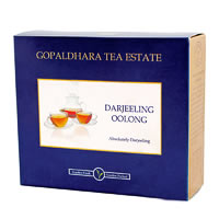 Gopaldhara Darjeeling Oolong, Loose Leaf Tea 250 gm
