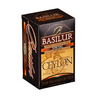 Basilur The Island of Tea Ceylon Special (20 tea bags)