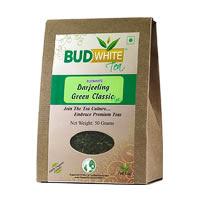 Budwhite Darjeeling Green Classic Tea 50 gm