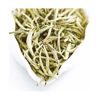 Doke Silver Needle Organic White Tea, Loose Whole Leaf 50 gm