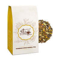 The Indian Chai - Turmeric Spice Herbal Tea (with Vanilla Beans & ...
