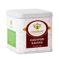 Goodwyn Kashmiri Kahwa Loose Leaf Tea 100 gm Caddy