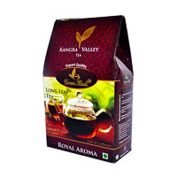 GreenBuds Kangra Royal Aroma Long Leaf Tea, Loose 125 gm