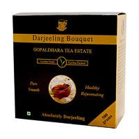Gopaldhara Darjeeling Bouquet, Loose Leaf Tea 500 gm