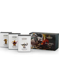 Newby Taste of India - Loose Leaf Teas Gift Box (3 mini cartons)
