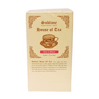 Sublime Rose in Bloom Tea (25 Pyramid tea bags)