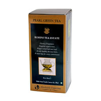 Rohini Green Pearl Tea, Loose Leaf 50 gm