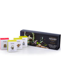 Newby Green Teas & Tisanes Taster Selection - Loose Leaf Teas Gift Box (4 ...