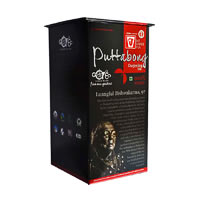 JayShree Darjeeling Puttabong Organic Black Tea, Whole Leaf 100 gm