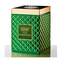 Newby Gourmet Prime Darjeeling Black Tea, 100 gm Caddy