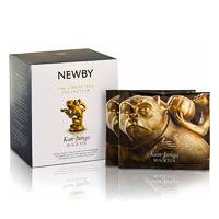 Newby Silken Pyramids - Kan-Junga Tea (10 Pyramid tea bags)
