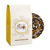The Indian Chai - Premium Coconut Masala Assam CTC Chai, 100 gm