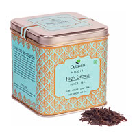 Octavius Nilgiri High-Grown Black Tea, Loose Whole Leaf 100 gm Premium Caddy