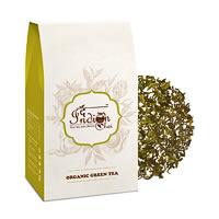 The Indian Chai - Pure Darjeeling Organic Green Tea, Loose Whole Leaf 100 gm