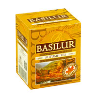 Basilur Four Seasons Autumn Tea (10 tea bags)
