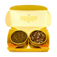 Danta Herbs Signature Herbs - Deux Tea Gift Box, 40 gm