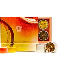 Danta Herbs Melange - Types of Tea Gift Box, 160 gm