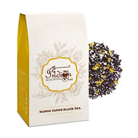 The Indian Chai - Mango Tango Black Tea, Loose Whole Leaf 100 gm
