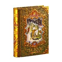 Basilur Tea Book Volume IV Loose Leaf 100 gm Caddy