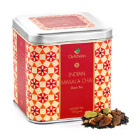 Octavius Indian Masala Chai, Loose Leaf 100 gm Premium Caddy