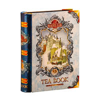 Basilur Tea Book Volume I Loose Leaf 100 gm Caddy