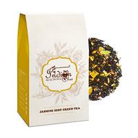 The Indian Chai - Jasmine Zest Green Tea, Loose Whole Leaf 100 gm