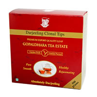 Gopaldhara Darjeeling Clonal Tips, Loose Leaf Tea 500 gm