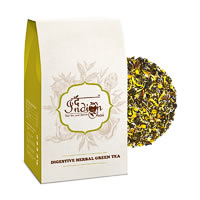 The Indian Chai - Ayurvedic Digestive Herbal Green Tea, 100 gm