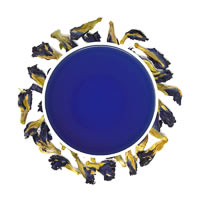 Danta Herbs Butterfly Blue Pea Herbal Tisane, Loose 30 gm