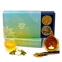 Danta Herbs Salute - Wellness Tea Gift Box, 150 gm