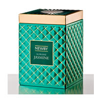 Newby Gourmet Supreme Jasmine Green Tea, 100 gm Caddy