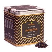 Octavius Darjeeling Autumn Flush Black Tea, Loose Whole Leaf 100 gm ...