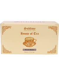 Sublime Seventh Heaven Tea (25 Pyramid tea bags)