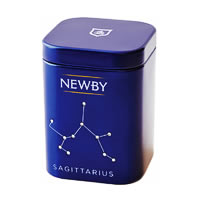 Newby Zodiac - SAGITTARIUS Ceylon, Loose Leaf 25 gm Mini Caddy