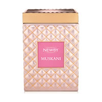 Newby Gourmet Muskani Black Tea, 50 gm Caddy