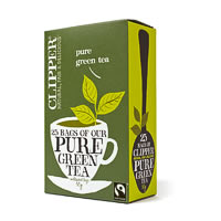 Clipper Pure Green Tea (25 tea bags)