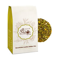 The Indian Chai - Balancing Kapha Dosha Ayurvedic Green Tea, 100 gm