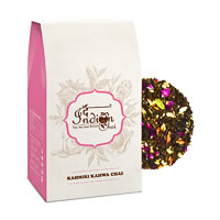 The Indian Chai - Kashmiri Kahwa Green Tea, Loose Whole Leaf 100 gm