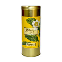 Khongea Assam Golden Tips Tea, Loose 100 gm Caddy