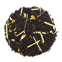 Nargis Ginger Lemongrass Black Tea, Loose Leaf 100 gm
