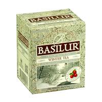 Basilur Four Seasons Winter Tea (10 tea bags)