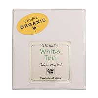 Mittal's Silver Needle White Tea, Loose Leaf 50 gm