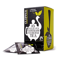 Clipper Fairtrade Everyday Tea (25 tea bags)