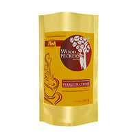 Woodi Peck's Plush 100% Pure Coffee Powder, 250 gm