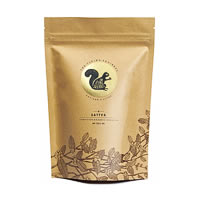 Flying Squirrel Sattva Organic Arabica Coffee, Whole Beans 250 gm