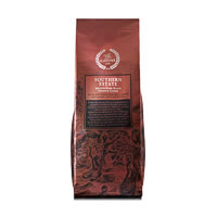 Southern Estate Medium Dark Roast Premium Coffee, French Press Grind 250 gm
