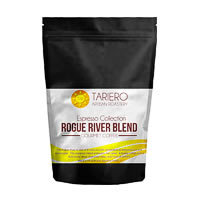 Tariero Rogue River Blend Gourmet Coffee, Fine Grind 100 gm